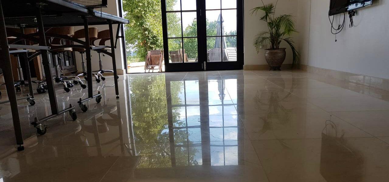 Grind and polish marble - Floor Sanding Polishing